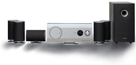 sharp ht  home theater surround sound formats dolby