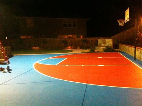 Basketball Courts With Lights by Basketball Court At We Wired The Light To Be