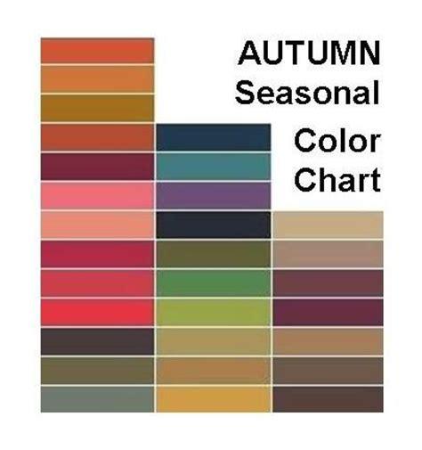 autumn color palette color me beautiful autumn palette bonnie and clyde