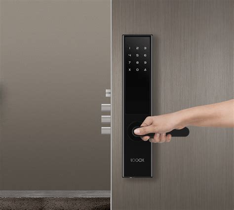home design door locks xiaomi aqara smart door lock at 243 99 coupon