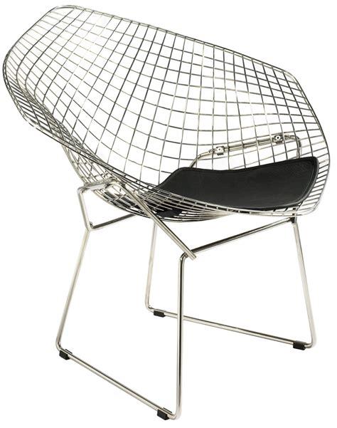 Harry Bertoia Style   Wire Diamond Lounge Chair Style   SWIVELUK.COM