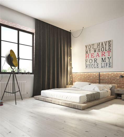 je slaapkamer ontwerpen 3d ontwerpen van een industri 235 le loft slaapkamer