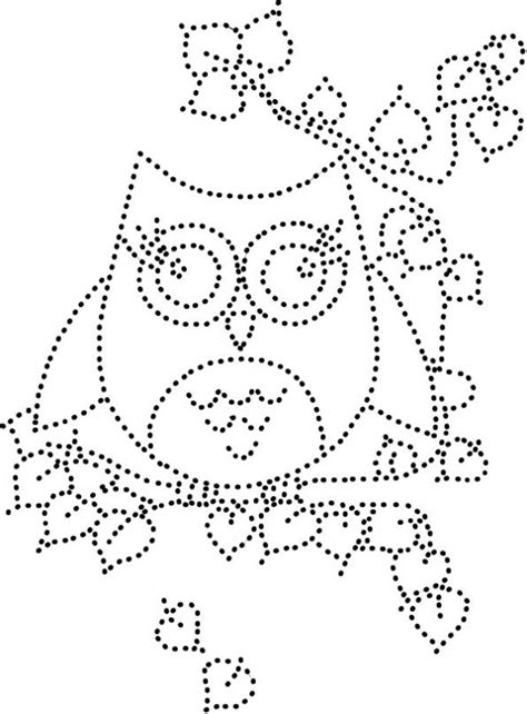 Owl String Template - owl hotfix rhinestone template silhouette cameo hotfix