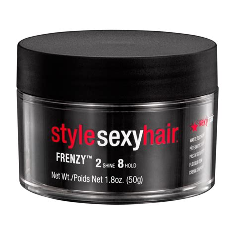 sexy hair styel sexy hair style sexy hair frenzy matte texturizing