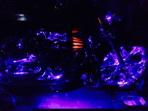 led blue lights for motorcycles motorcycle led lights concepts and applications