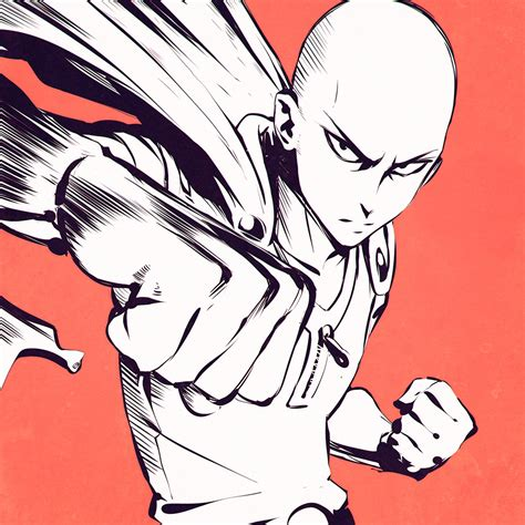 anime one punch man saitama saitama one punch man zerochan anime image board