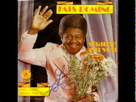 i want a new house fats domino i want to walk you home youtube