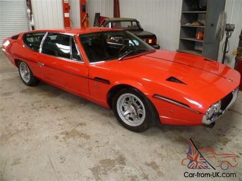 1970 Lamborghini For Sale 1970 Lamborghini Espada