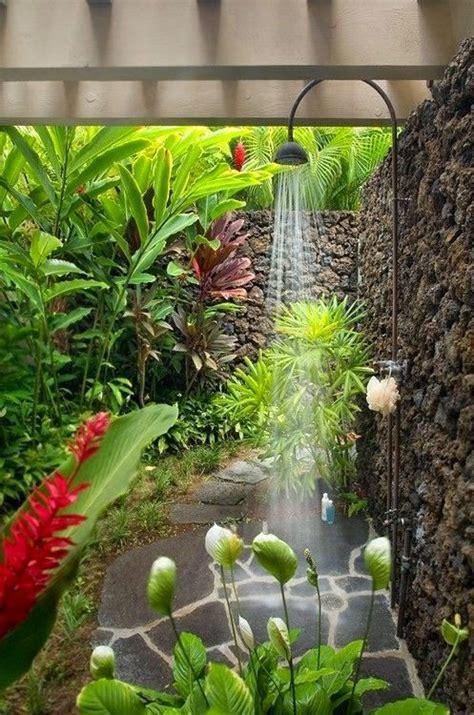 giardini da realizzare creare una doccia da giardino per duestate u idea n with