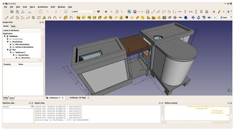 tutorial video freecad arch panel tutorial freecad documentation