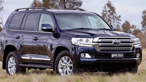 Toyota Land Cruiser Review 2018 Toyota Land Cruiser Review Auto Car Update