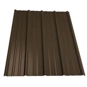 metal sales 12 ft classic rib steel roof panel in