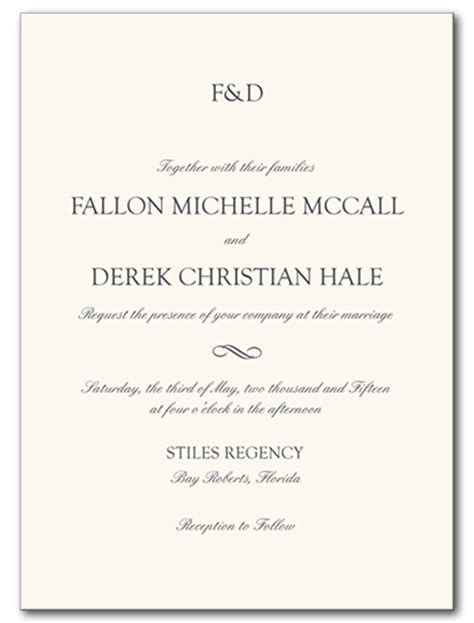 how to request formal attire on wedding invitations wedding invitations