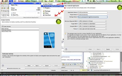 tutorial android eclipse luna eclipse and android studio dynamic text view primer