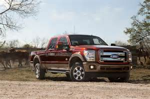 Ford King Ranch F250 2015 Ford F 150 Expedition Duty King Ranch Debut