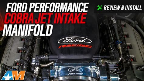 cobra jet intake manifold review 2011 2014 mustang 5 0l ford performance cobra jet intake