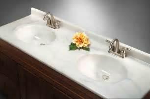 Bathroom Vanity Tops With Built In Sink Bathroom Countertops With Granite Karenpressley