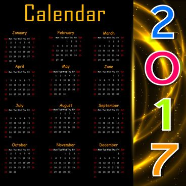 design a calendar in photoshop free vector graphic art free photos free icons free