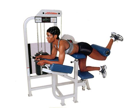 fitness pro 1 glute used fitness equipment
