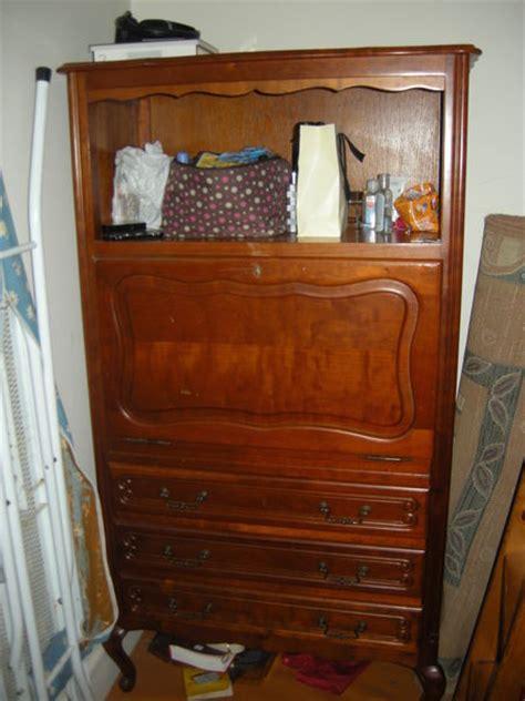 meuble bureau ancien meuble secretaire ancien clasf