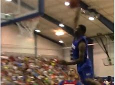 Andrew Wiggins Soared For a Dunk While Cole Aldrich ... Jimmer Fredette Kings Png