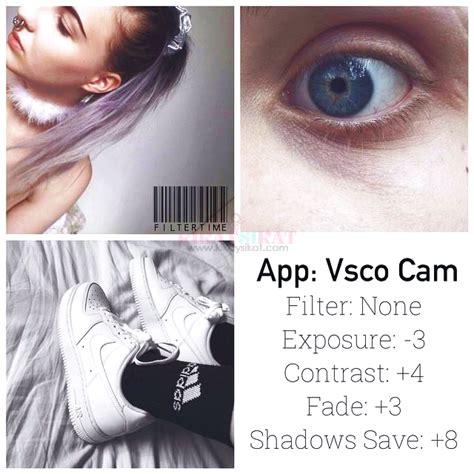 vscocam tutorial blog part 2 84 of the best instagram vsco filter hacks top