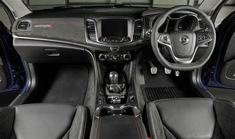 vauxhall vxr8 interior new vauxhall vxr8 first look pictures of their fastest