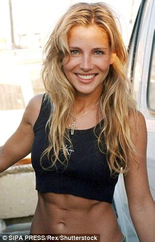 elsa pataky the 36 year old was born in madrid and learned elsa pataky debuts her new micro bob