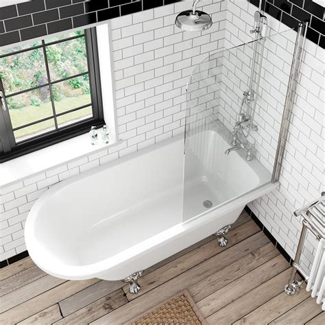 bath  dulwich freestanding shower bath  bath