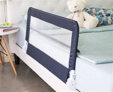 extra tall bed rail dreambaby extra harrogate bed rail bedrail white navy