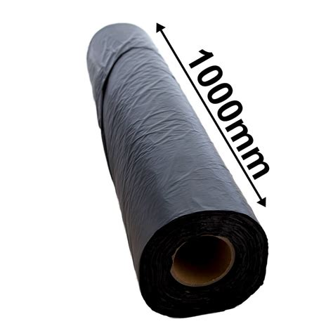 Plastik Rol builders plastic black white clear rolls qis packaging