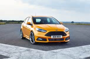Ford Focus 2015 St 2015 Ford Focus St Drive Motor Trend