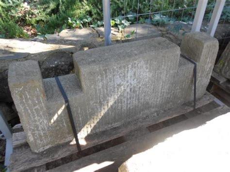 panchine in pietra ra ma sottotino in pietra serena rigata per panchina