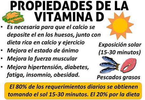 alimentos vitaminas d para qu 225 sirve la vitamina d