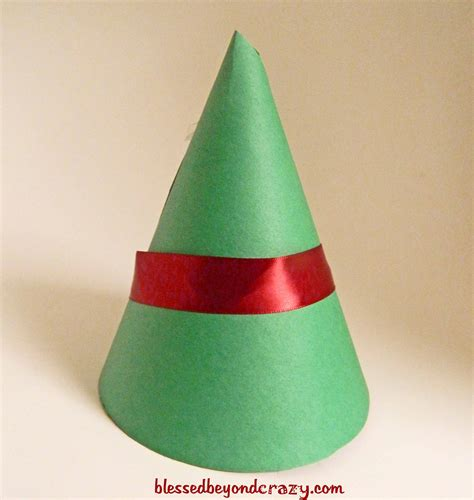 Paper Hat Craft - 12 days of crafts for roundup blessed