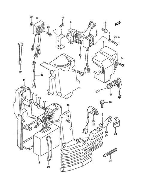 Dt Suzuki Suzuki Dt25 Wiring Diagram Suzuki Wiring Diagrams