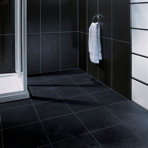 bathroom dark tiles how to grout tiles