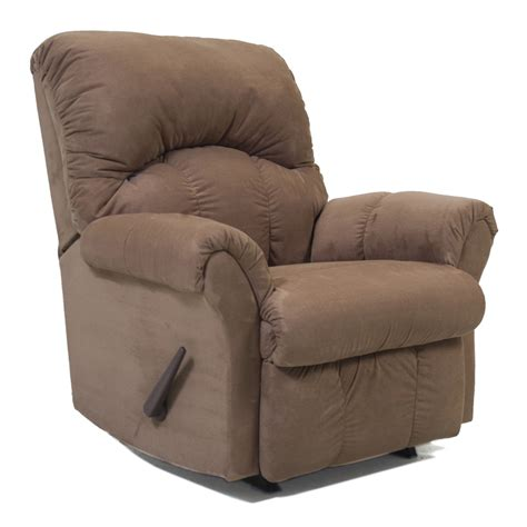 Recliner Furniture by Camden Rocker Recliner