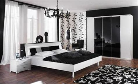 Black And White Bedroom 3 Black And White Bedroom Ideas Midcityeast