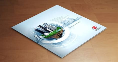 residential layout brochure designs blossoms corporate brochure design for an mep