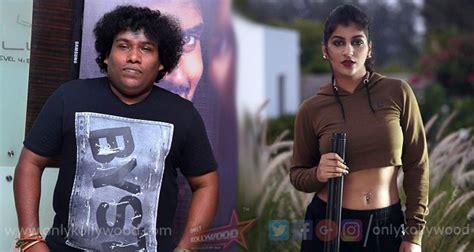 tamil actor yogi babu comedy yogi babu and yashika anand to star in zombie comedy