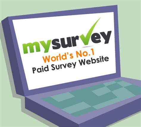 Get Cash For Surveys Sign Up - mysurvey earn cash or rewards for taking surveys money saving mom 174