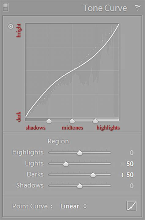 tutorial tone lightroom how to use the tone curve panel in lightroom photography