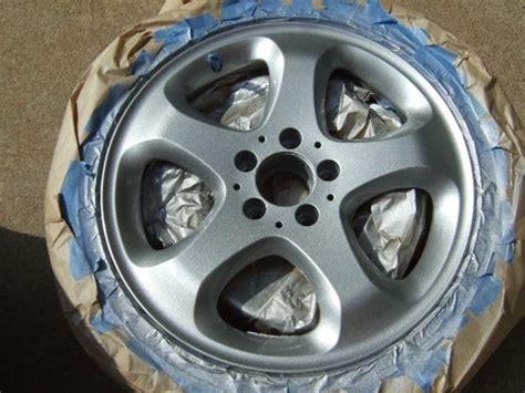 pulire e verniciare cerchi in lega manutenzione automobile consigli per pulire e verniciare