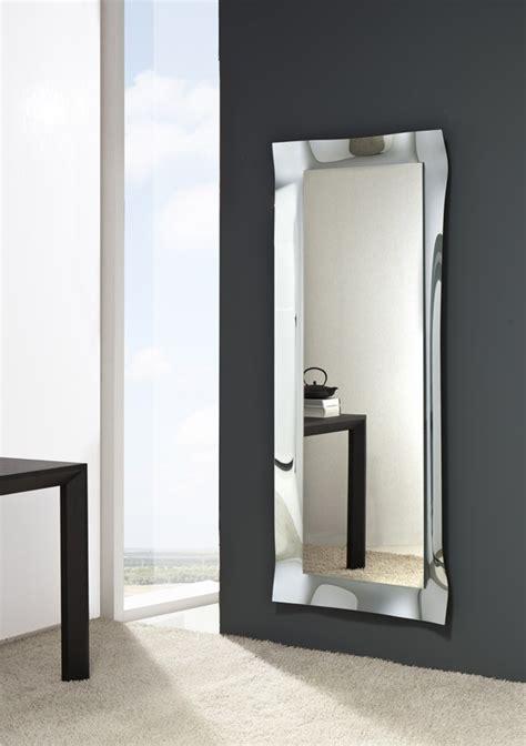 specchiere moderne per ingressi viva specchio rettangolare collezione viva by riflessi