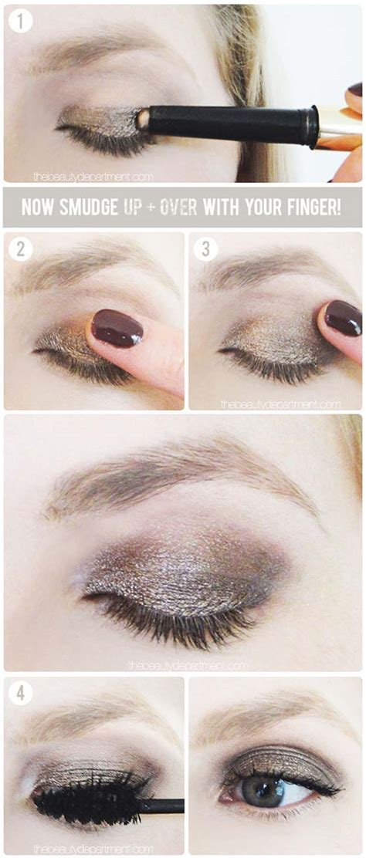 smudge makeup tutorial 25 best eyeshadow tutorials ever created diy projects