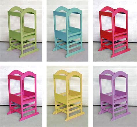diy toddler step stool with rails the helper tower diy craft ideas