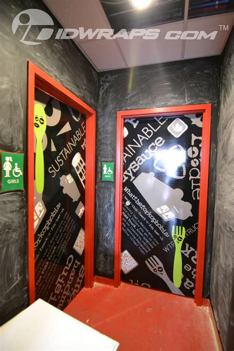 door graphics wrap door how to wrap a kitchen cabinet door diy vinyl
