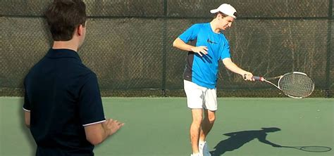 tennis forehand swing how to practice forehand swing to contact in tennis 171 tennis