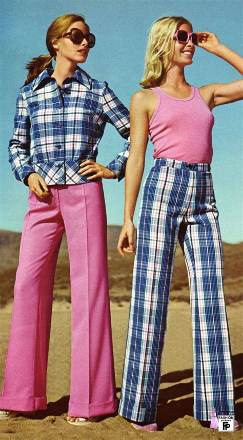 1970s Wardrobe by 50 Awesome And Colorful Photoshoots Of The 1970s Fashion
